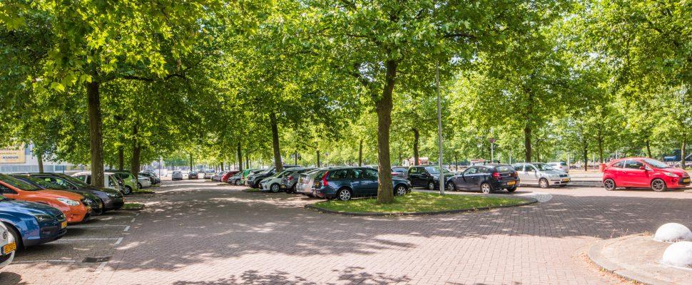 Parkeerplaats ZiPPERZ Rotterdam de Kuip Olympiaweg