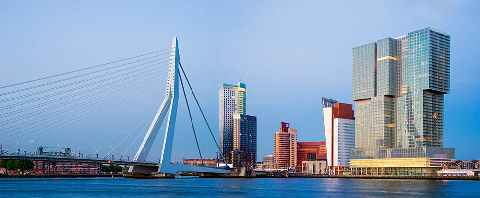 Kantoorruimte in Rotterdam